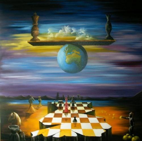 Коммуникатор и Шахматная доска